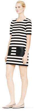 Club Monaco Haley Striped Knit Dress