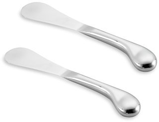 Sagaform 2-Piece Mingle Butter/Cheese Knife Set