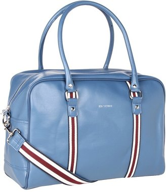 Ben Sherman Iconic Holdall (Coronet Blue) - Bags and Luggage