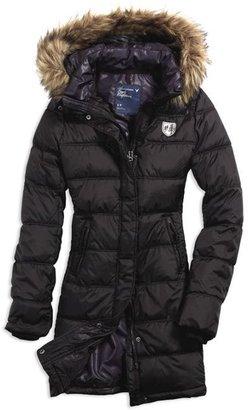 American Eagle AE Long Puffer Coat