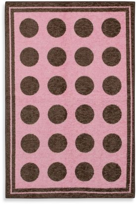 Bed Bath & Beyond Mohawk Home Pink Fluffy Baby Rug