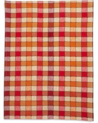 Sur La Table Red-Check Kitchen Towel