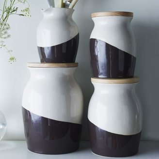 west elm Dipped Utility Jar