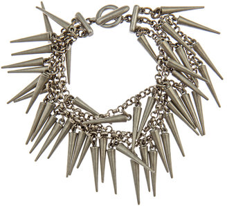 Ben-Amun Ben Amun Dangling Spike Bracelet