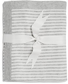 Elegant Baby Infant Unisex Striped Blanket