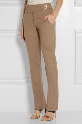 Jason Wu Stretch-wool tapered pants