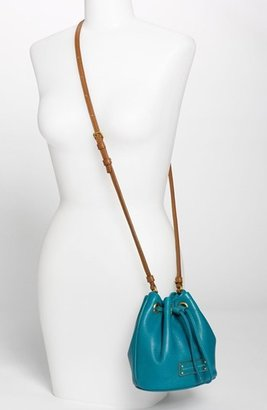 Marc by Marc Jacobs 'Too Hot to Handle - Mini' Leather Drawstring Crossbody Bag