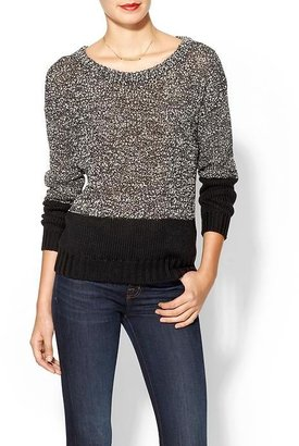 French Connection Slub Speckle Sweater