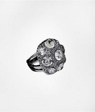 Express Multi-Stone Braided Ring