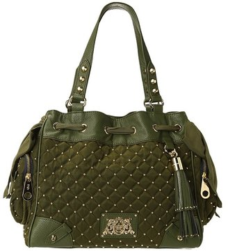 Juicy Couture Daydreamer Quilted Nylon (Dill) - Bags and Luggage