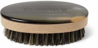 D.R. Harris D R Harris - Abbeyhorn Boar-bristle Hairbrush - Black