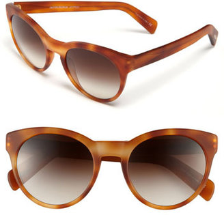 Oliver Peoples 'Alivia' 52mm Sunglasses
