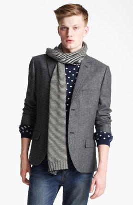 Topman 'Vento' Tweed Heritage Blazer