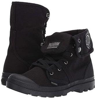 Palladium Pallabrouse Baggy (Black/Black) Women's Boots