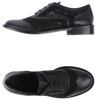 American Retro Lace-up shoes