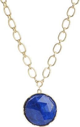 Irene Neuwirth Lapis Pendant Necklace