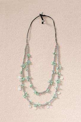 Lands' End Canvas Women's Cluster Necklace
