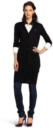 Vivienne Westwood Women's Long V-Neck Cardigan Sweater