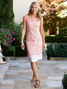 Pendleton Paisley Nantucket Dress