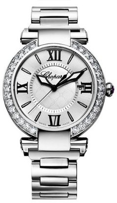 Chopard Women's 388532-3004 Imperiale Mother-Of-Pearl Dial Diamond Watch