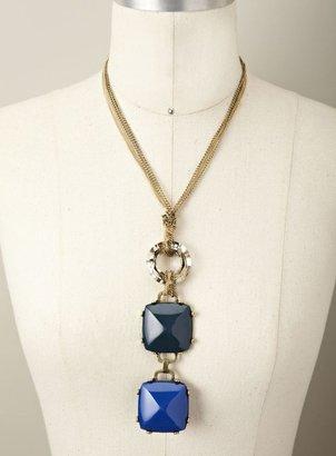 Mystique AKA Stone Pendant Necklace