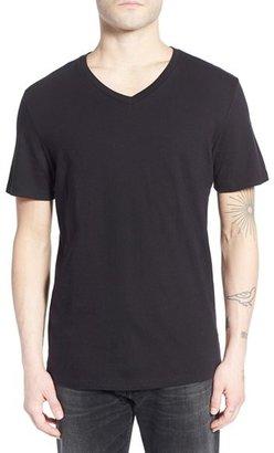 Men's The Rail Slim Fit V-Neck T-Shirt $22 thestylecure.com