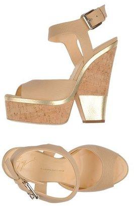Giuseppe Zanotti DESIGN Platform sandals