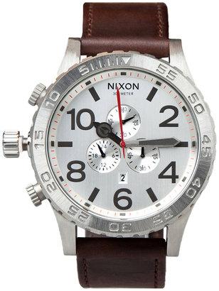 Nixon The 51-30 Chrono Leather
