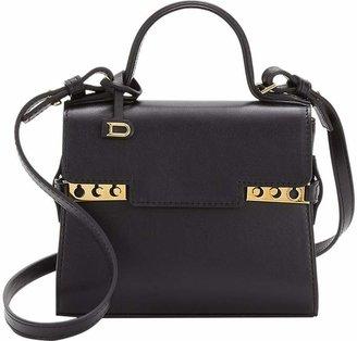 Delvaux Women's Tempête Micro Leather Satchel