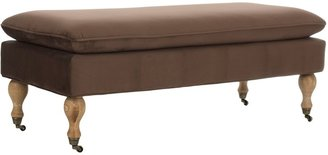 Safavieh Hampton Pillowtop 20.5-inch Bench
