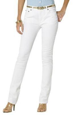 Lauren Ralph Lauren Tanya Classic Straight-Leg Jeans