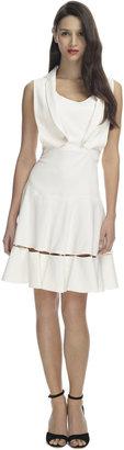 Zac Posen Z Spoke by A-Line Vest Dress