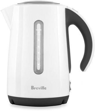 Breville The Soft Top Cordless Electric Kettle in White