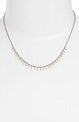 Mizuki 'Cut Beads' Frontal Necklace