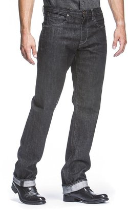 Waterman Agave Denim Dana Point Black Flex Jeans - Straight Leg (For Men)