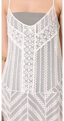 Free People Meadows of Lace Slip Dress