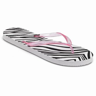 So ® zori animal flip-flops - women