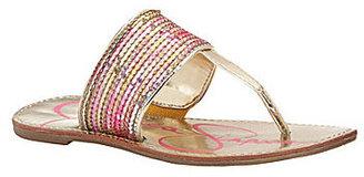 Jessica Simpson Girls ́ Millie Slip-On Sandals