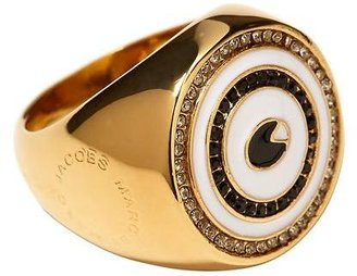Marc by Marc Jacobs Pave Ring