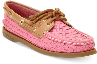 Sperry Women's Shoes, A/O Boat Shoes