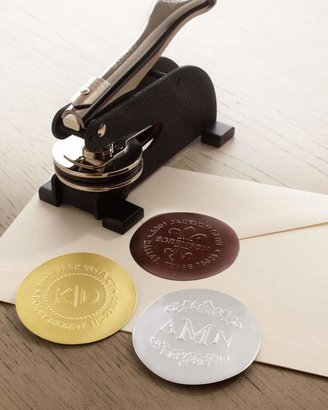 Three Designing Women Personalized Embossers & Seals