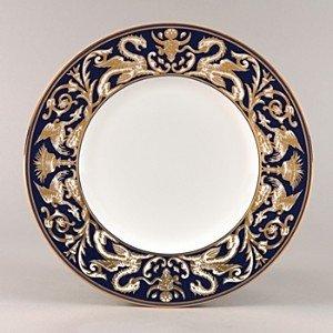 Wedgwood Renaissance Gold Accent Salad Plate