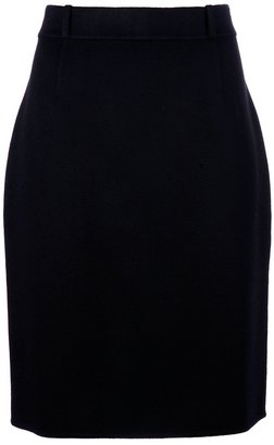 Loro Piana Cashmere pencil skirt