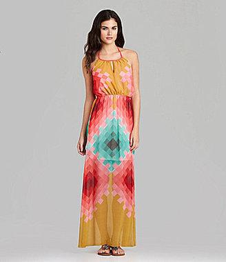 Gianni Bini Fiesta Maxi Dress