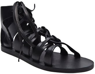 Hudson H By lace-up gladiator sandal