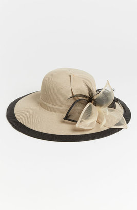 August Hat Wide Brim Hat