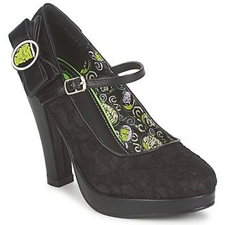 T.U.K. MONSTER MASH women's Heels in Black