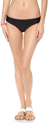 Tori Praver Swimwear Granada Bikini Bottoms $101 thestylecure.com