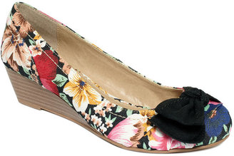 Rampage Shoes, Jioni Wedges