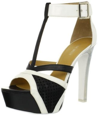 Nine West Women's Ahoot Platform Sandal
